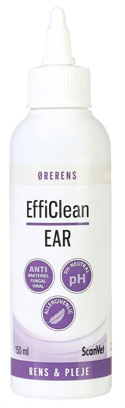 EffiClean EAR. Ørerens 150 ml