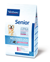 Virbac HPM Senior Neutered Dog Large & Medium. Hundefoder til neutraliserede senior (dyrlæge diætfoder) 12 kg x 6