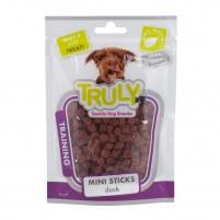 Truly Training Mini Sticks Duck And. Godbidder til hunde. 90 g