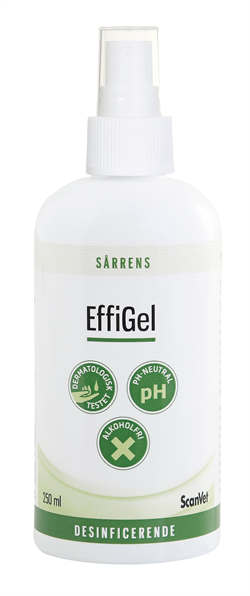 EffiGel sårrens 250 ml