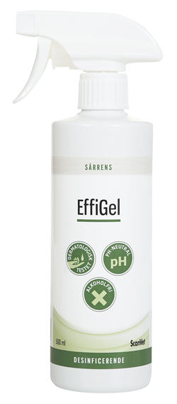 EffiGel sårrens 500 ml