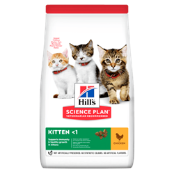 Hill's Science Plan Kitten Healthy Development. Kattefoder til killinger. 7 kg